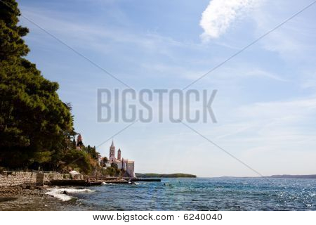Rab Croatia Coast