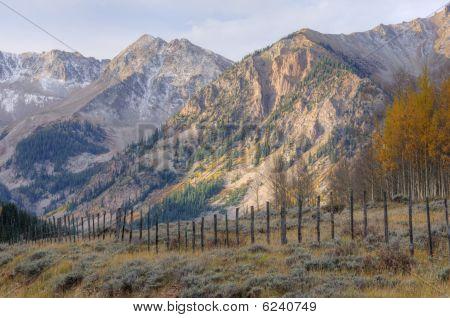 Autumn, Rocky Mountains