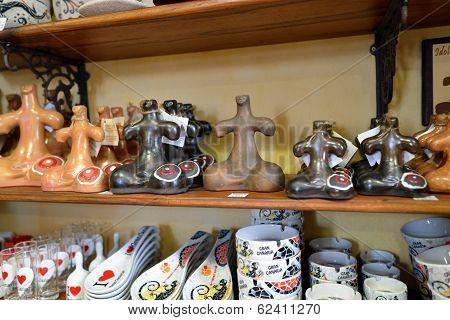 Gran Canaria Souvenirs Tara Idol