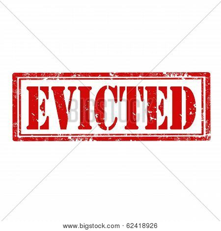 Evicted-stamp