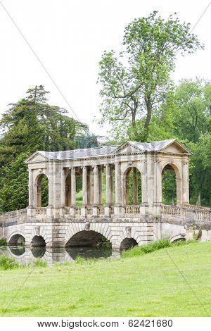 Palladin Bridge, Stowe, Buckinghamshire, England