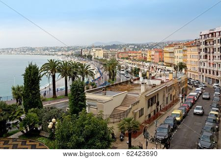 Nice - Panoramic View