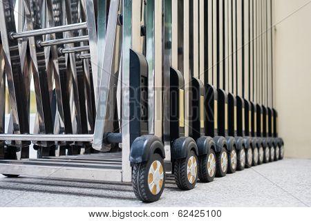 Sliding Gate Wheels