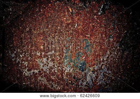 Vintage Rusty Background