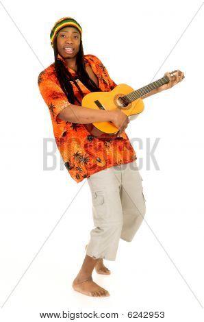 Rasta Reggae Guy