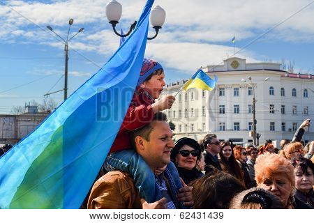 Meeting For Ukraine