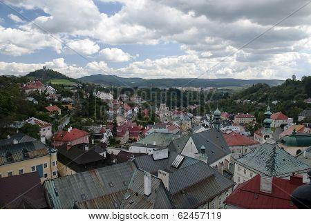 Banska Stiavnica - Historical Center And Calvary Hill