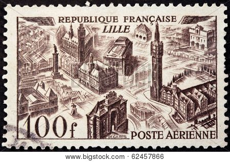 Lille Stamp
