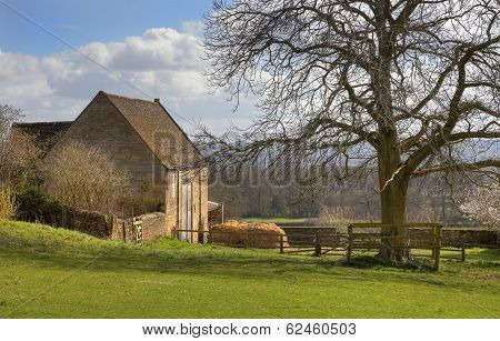 Hay Barn at Bourton-on-the-Hill