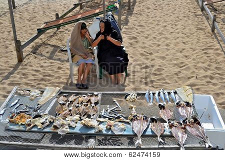 Dried Fish In Portugal