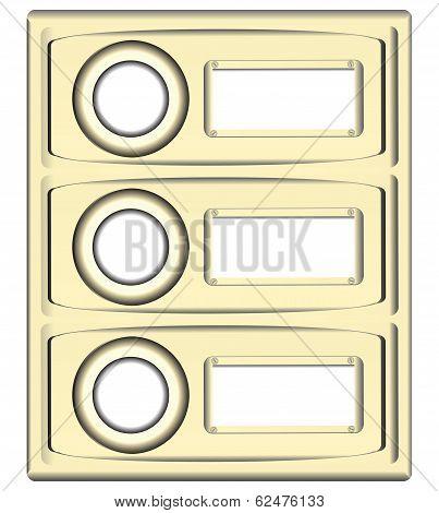 Block Doorbell Buttons