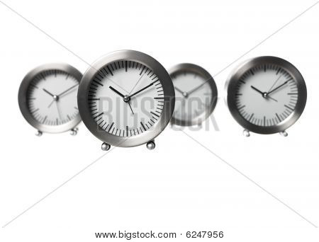 Multiple clocks