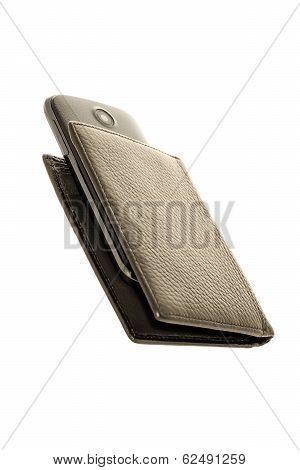 Smartphone Wallet.