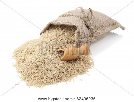 Unpolished Rice