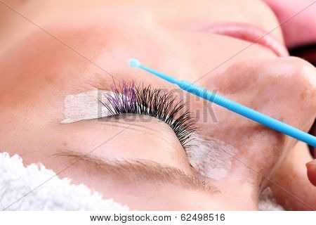 Built Up False Eyelashes