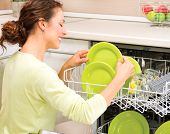pic of dishwasher  - Dishwasher - JPG