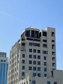 foto of boise  - This landmark building was constructed in 1930 in an Art Deco style of architecture - JPG