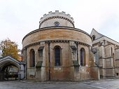 image of church-of-england  - The Temple Church in City of London - JPG