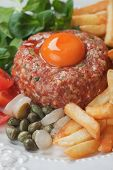 pic of tartar  - Tartar steak - JPG