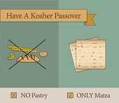 foto of seder  - have a kosher passover holiday - JPG