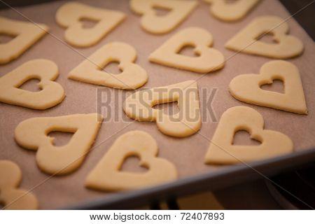 Heart Shaped Pie