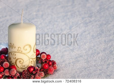 Xmass Candle