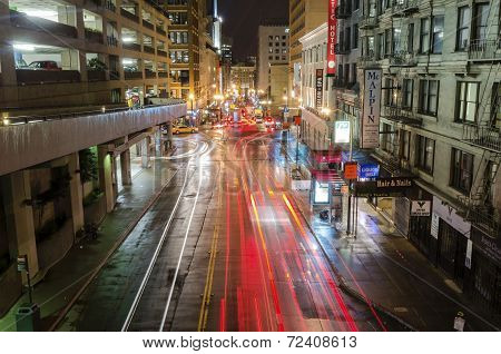Stockton Street, San Francisco