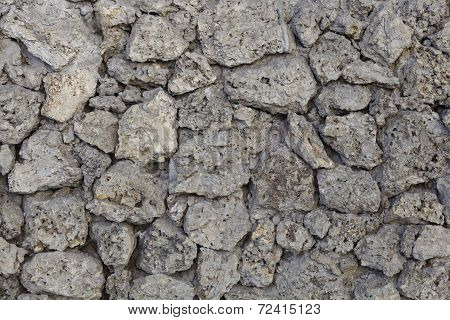 Grunge Stone Wall Texture