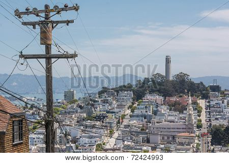 The Hill in San Francisco