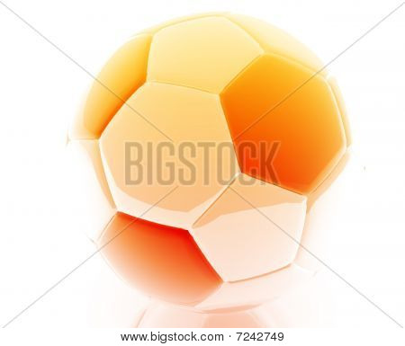 Soccer Ball Illustration