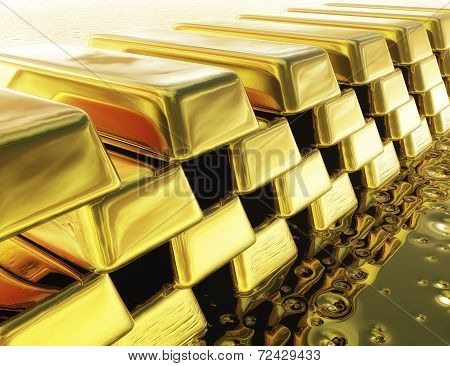 Digital Gold Bullions