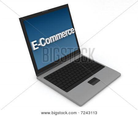 Laptop ecommerce