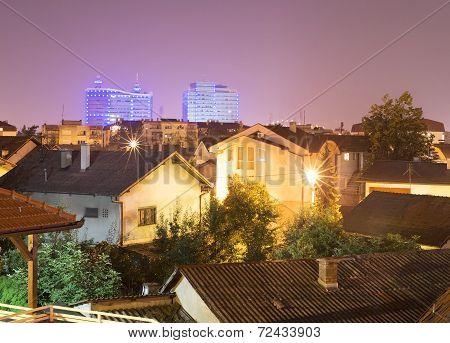 Banja Luka Skyline