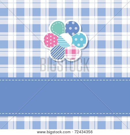 cute baby boy greeting card