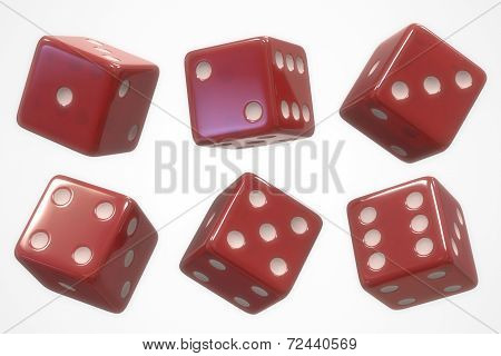 Dice Six Sides