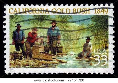 California Gold Rush, 150Th Anniversary