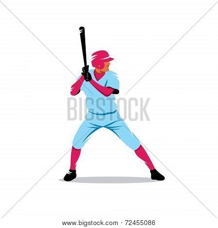 Baseball Vector Sign