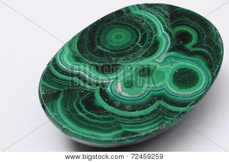 Close Up Of A Jade Stone