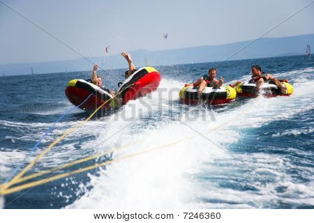 Younsters Tubing