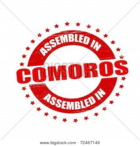 Assembled In Comoros