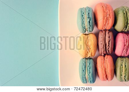 Homemade Macroons