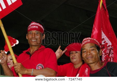 Red Shirt Rally