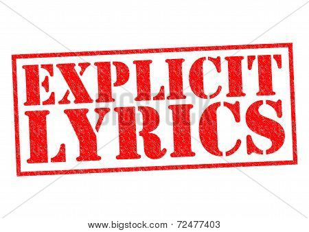 Explicit Lyrics
