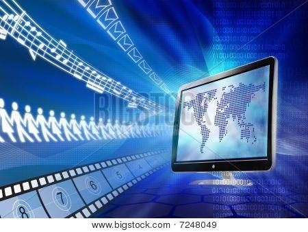 Internet Sharing Portal