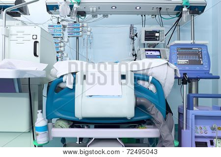 Place A Heavy Patient In Modern Icu