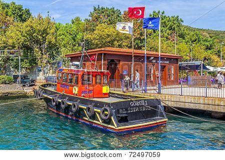 Istanbul coastal