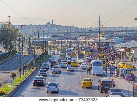 Istanbul Kennedy Avenue