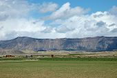 pic of colorado high country  - Vanishing ranch country outside Grand Junction - JPG