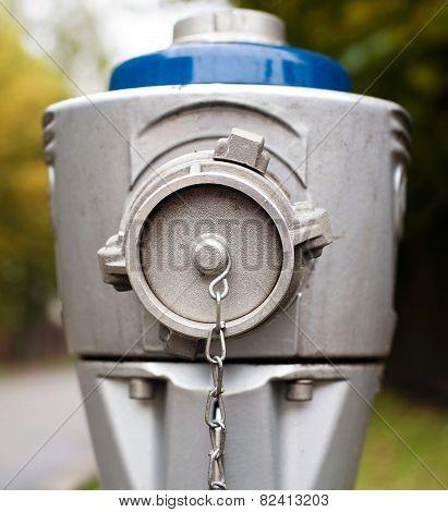 Modern Steel Hydrant