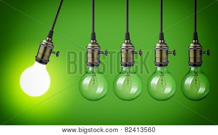 Vintage Light Bulbs